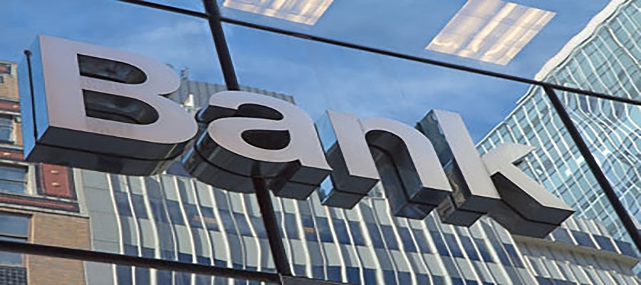 Bank-facade