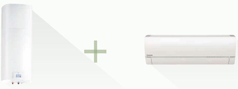 Varmepumpe til sommerhus fra Panasonic
